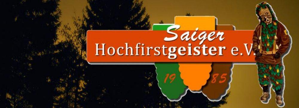 Saiger Hochfirstgeister e.V.